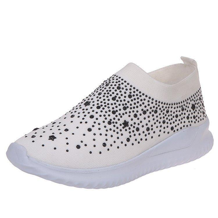 🔥Big Sale 🔥Crystal Sizzele Sneakers