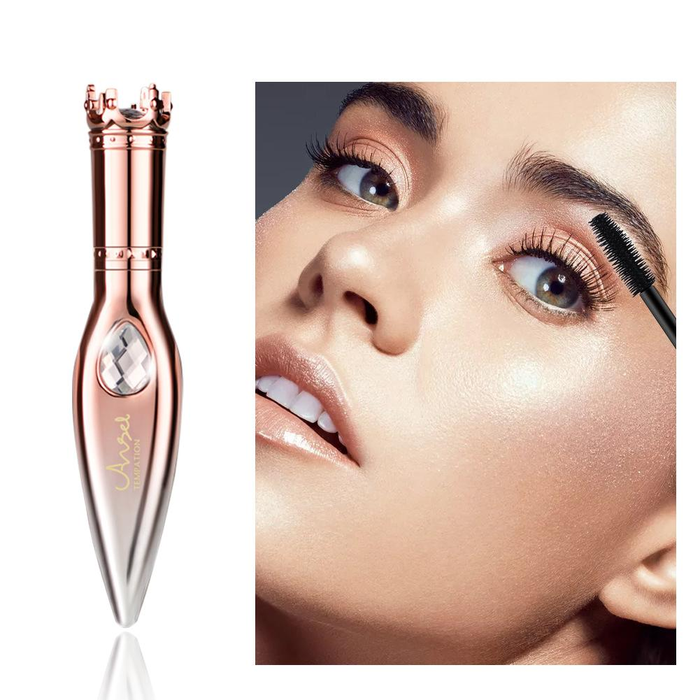 🎉Buy One Get One Free🎁 - 4D Angel Crown Silk Fiber Pure Plant Mascara