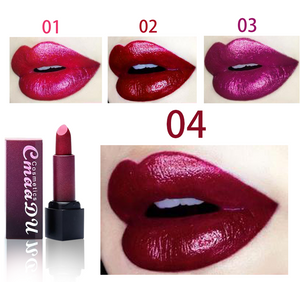 🎉Christmas promotion — 4 Color Metal durable waterproof lipstick