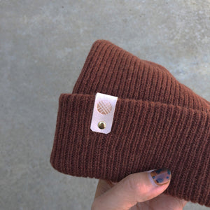 k(not) beanie in rust