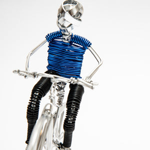Bicycle Male Figure