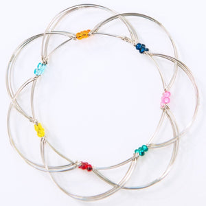 Multicolor Wire-Planet