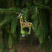 Load image into Gallery viewer, Giraffe Ornament