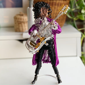 Prince - American Singer / Songwriter, Musician, Récord Producer, Dancer, Actor & Filmmaker - One Million Roses