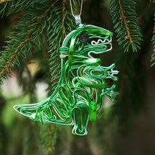Load image into Gallery viewer, Dinosaur Ornament