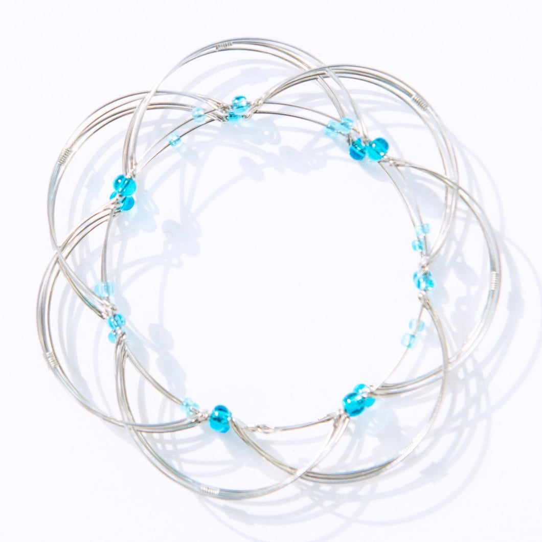 Light Blue Wire-Planet