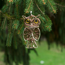 Load image into Gallery viewer, Owl Ornament