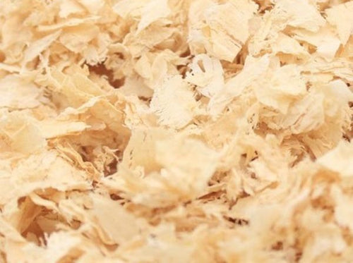 Natural Wood Sawdust 300g