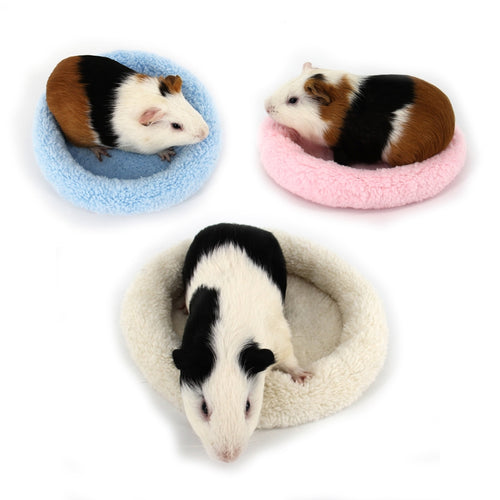 Super Soft Hamster Bed