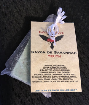 TRUTH: ARTISAN FRENCH MILLED SOAP