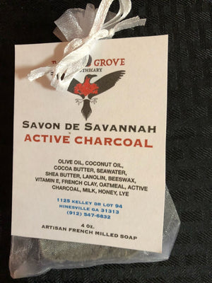 Face: Active Charcoal