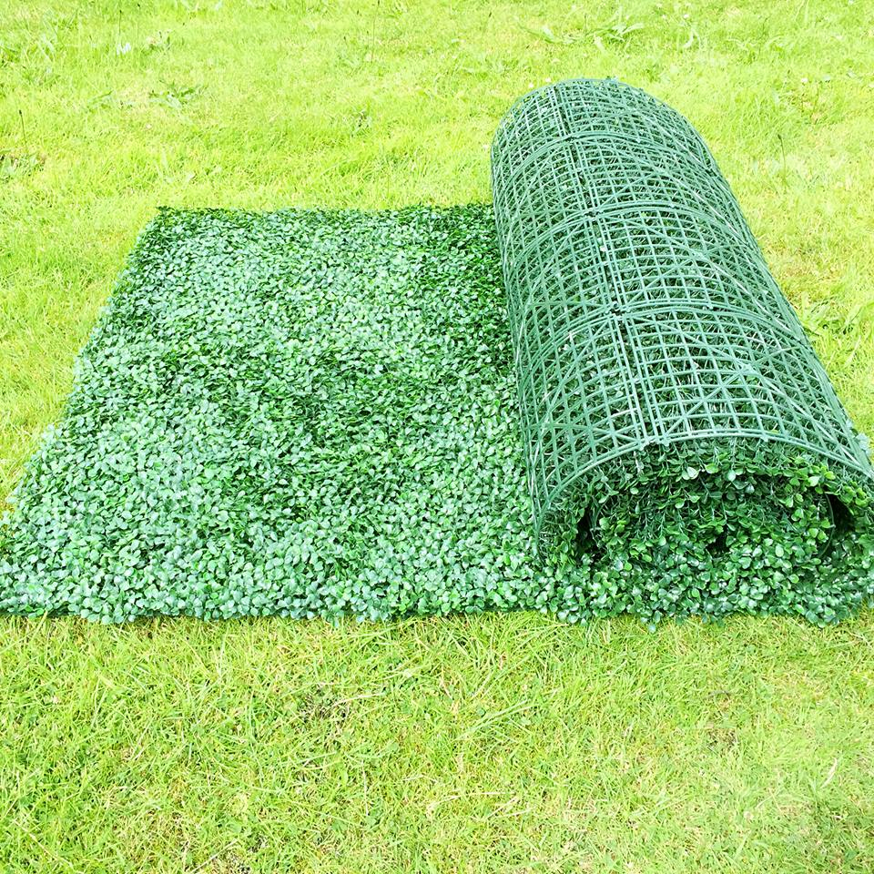 Artificial Hedge Panels Roll For Creating Large Privacy Screening