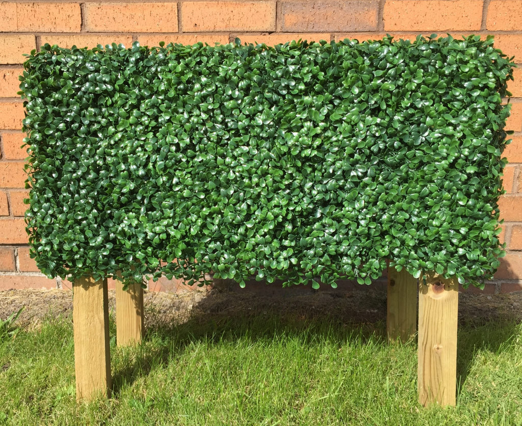 Artificial Boxwood Hedging On Legs - Hedgedin