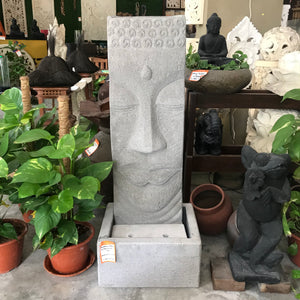 Buddha Face Water Feature (M)