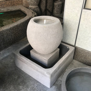 Pot Stan Water Feature