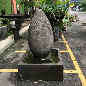 Telur Lukir Water Feature