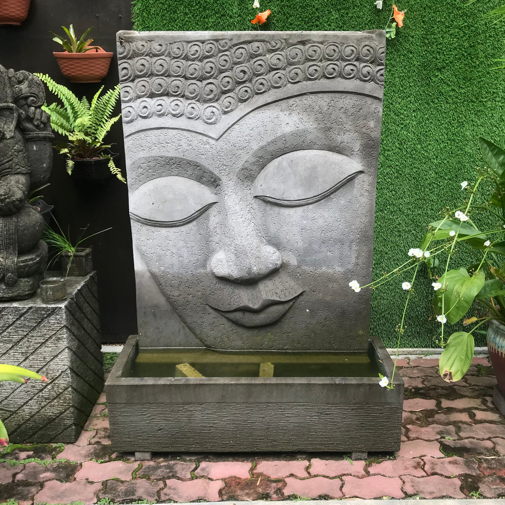 Buddha Face Water Feature (XL)
