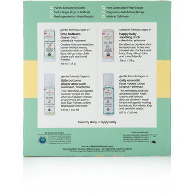 Baby Arrival Essential Care Kit / 4 pcs ($53 value)