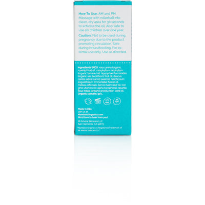 Skin Rebound Booster (for Scars) Roll-On, Helichrysum + Melissa