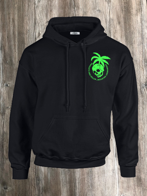 PERMANENT VACATION HOODIE GREEN