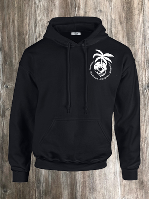 PERMANENT VACATION HOODIE WHITE