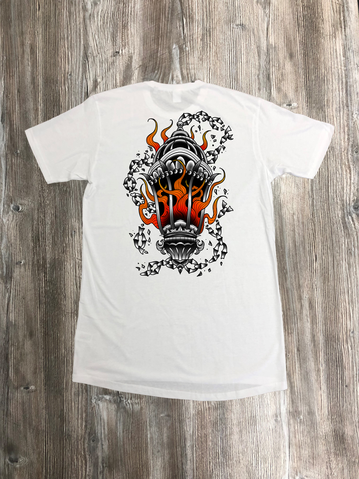 Everglow - Longline T-shirt