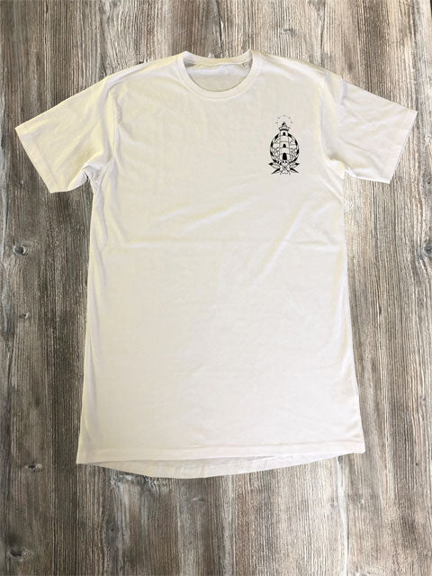 Nautical - Longline T-shirt