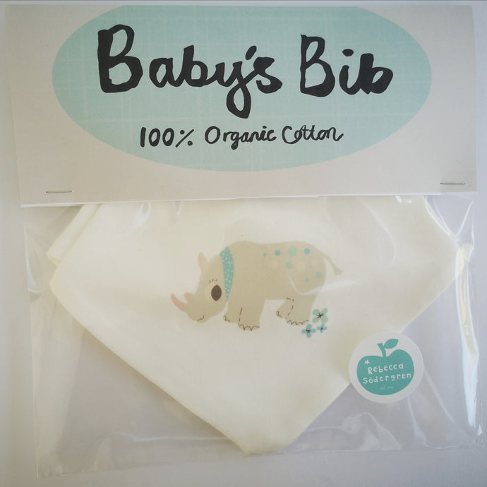 Baby bibs and eco packaging!