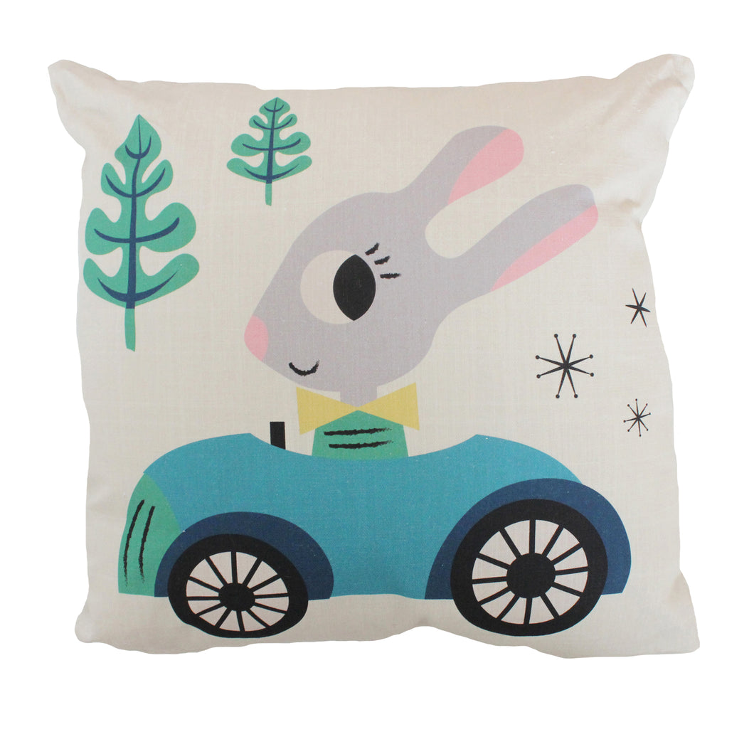 George Rabbit Cushion