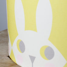 Load image into Gallery viewer, Yellow Happy Bunny Lampshade
