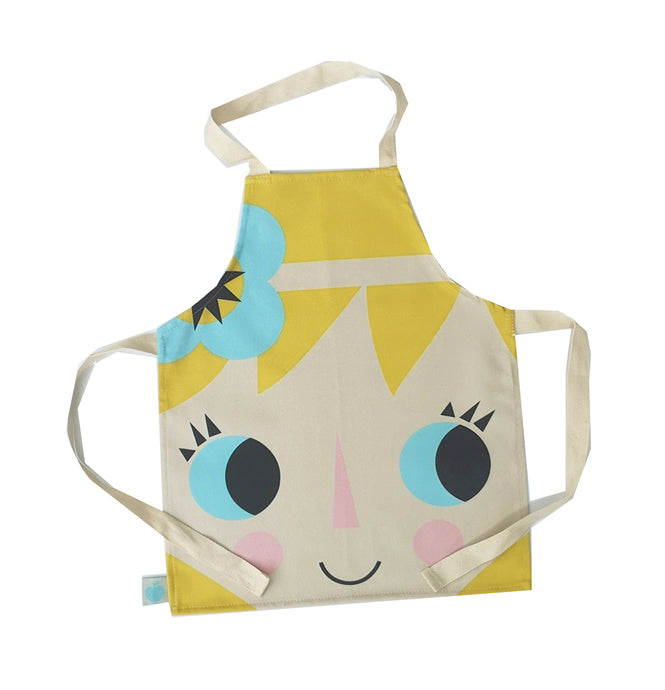 Super Girl! Anna: Children's Apron