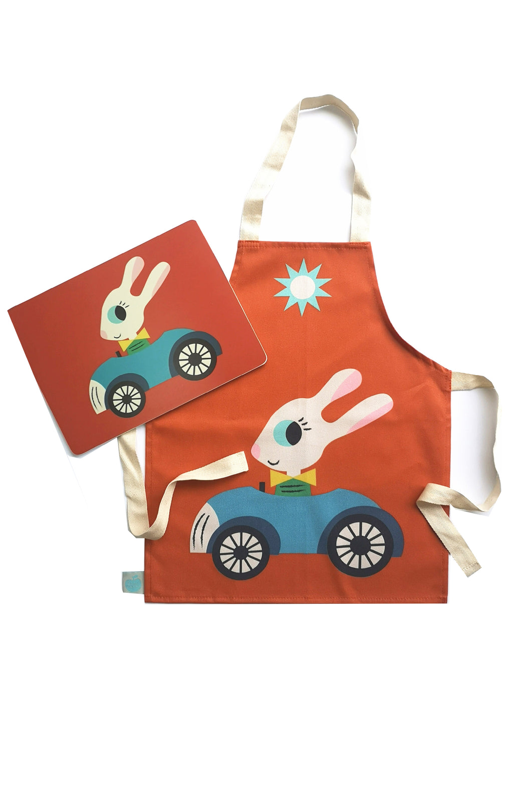 Apron & Placemat gift set