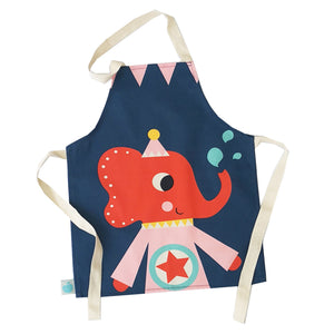 Lola Elephant Children's Apron