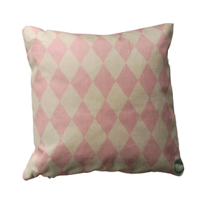 Little Deers Cushion (pink)