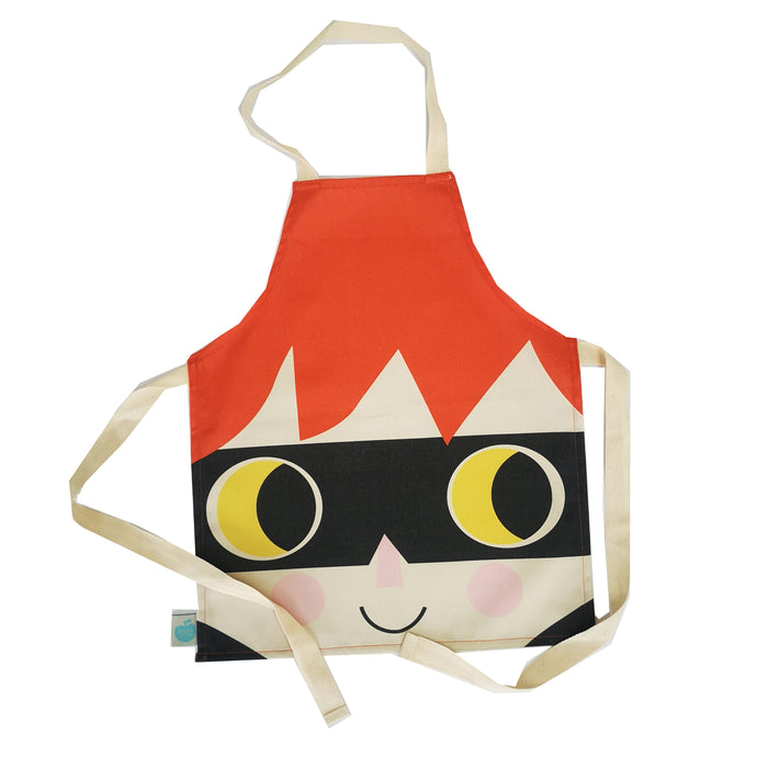 Super Boy! Children's Apron