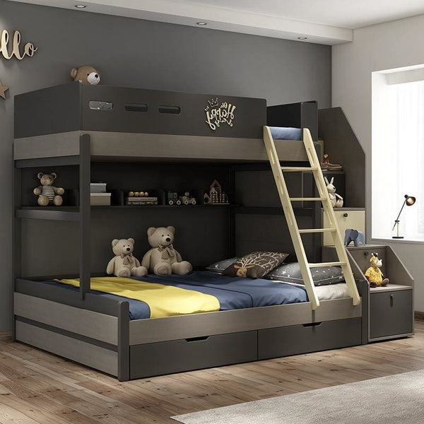 Childrens Bunk Bed - Pausetwoplay