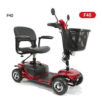 Electric Wheelchair Scooter - Pausetwoplay