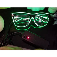 Led Glasses - Pausetwoplay