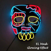 LED Mask - Pausetwoplay