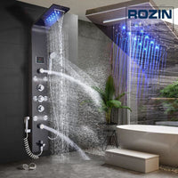 LED Shower Panel - Pausetwoplay