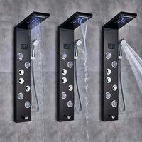 Shower Panel Tower - Pausetwoplay