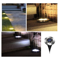 LED Solar Powered Light - Pausetwoplay