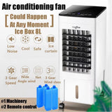 Portable Air Conditioner - Pausetwoplay