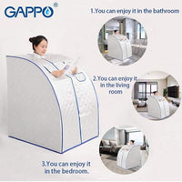 Portable Sauna - Pausetwoplay