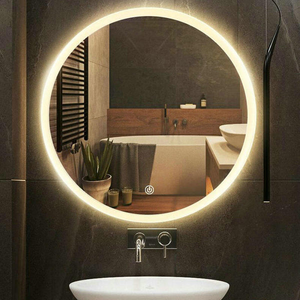 LED Mirror - Pausetwoplay