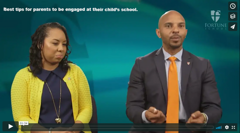 Parent Involvement – 11 short videos