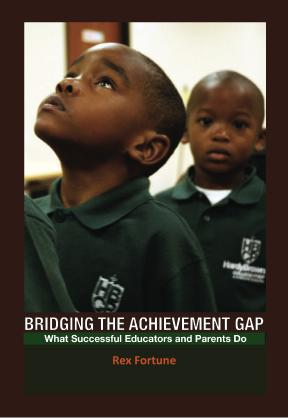 Bridging the Achievement Gap: What Successful Educators and Parents Do - First Edition book (2012)