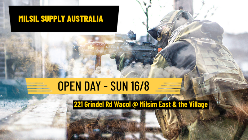 Official Open day this Sunday!