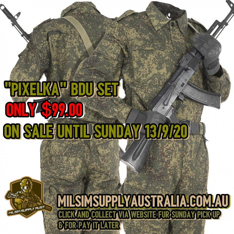 Pixelka BDU's on sale