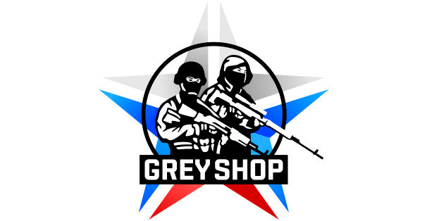 Greyshop products available July